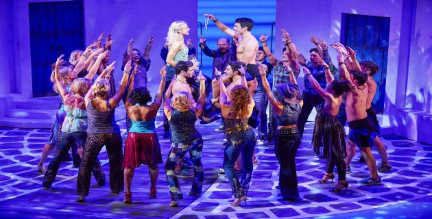 Edinburgh Theatre Breaks - Mamma Mia