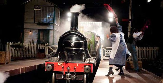 the railway children theatre breaks in london