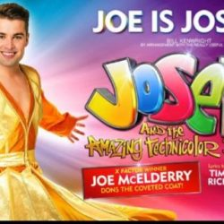 Joe McElderry will star in Joseph tour