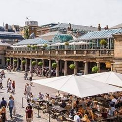 Covent Garden - restaurants for pre- and post theatre dinner