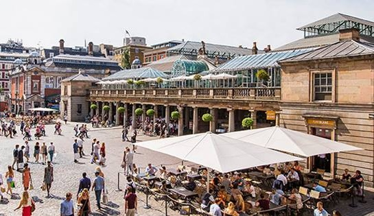 Covent Garden restaurants for pre- and post theatre dinner