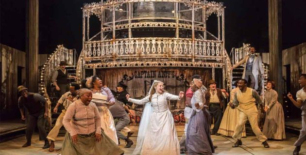 Show Boat - a new show in London
