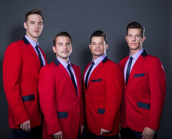 Jersey Boys 2018 UK Tour Credit Matt Martin