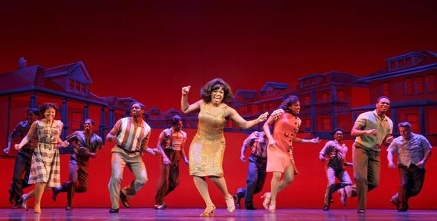 Motown theatre review