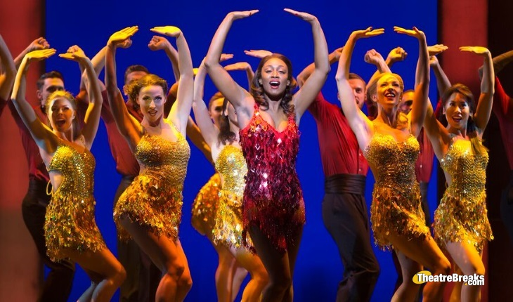 Special offers on the bodyguard theatre breaks