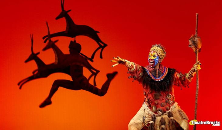 Disney's The Lion King - Easter Theatre Breaks