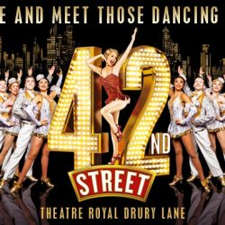 42nd Street london theatre breaks 2017