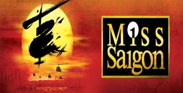 Miss Saigon UK Tour and Theatre Breaks