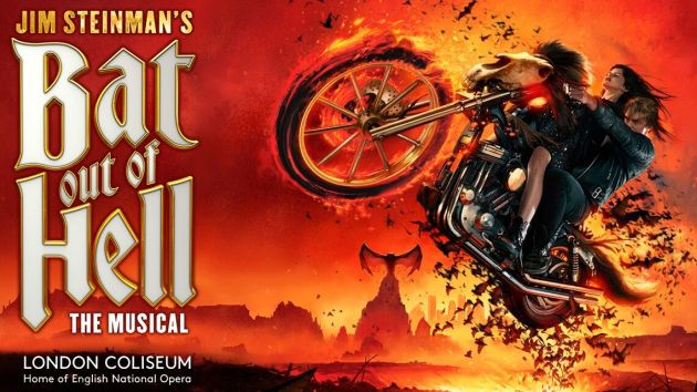 bat out of hell the musical theatre breaks