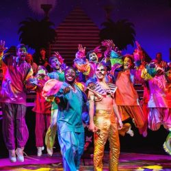 Joseph & the Amazing Technicolor Dreamcoat in Cardiff