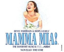 Mamma Mia in London